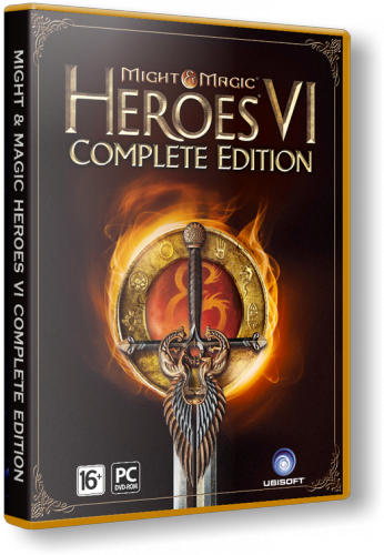 Герои меча и магии 6 / Might & Magic Heroes VI [v 2.1.1] (2011) PC | RePack от xatab
