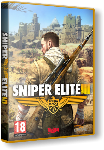 Sniper Elite 3 [v 1.14 + DLC] (2014) PC | Rip от xatab