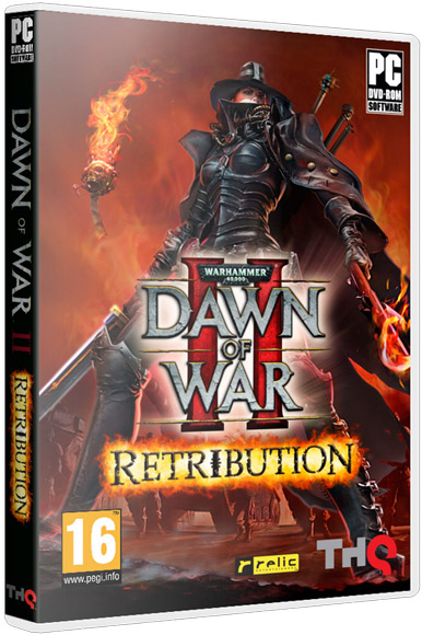 Warhammer 40,000: Dawn of War II: Retribution - Complete Edition (2011) PC | RePack от xatab