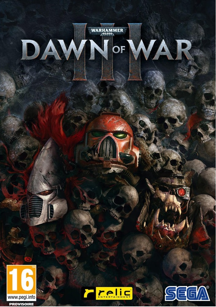 Warhammer 40,000: Dawn of War III (2017) PC | RePack от xatab