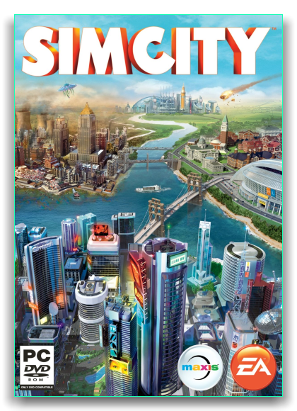 SimCity: Complete Edition (Electronic Arts ) (RUS-ENG) [Repack] by xatab