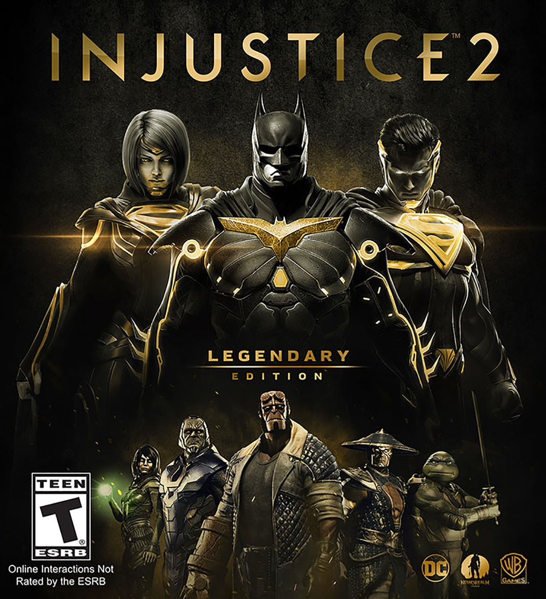 Injustice 2: Legendary Edition [Update 12 + DLCs] (2017) PC | RePack by xatab