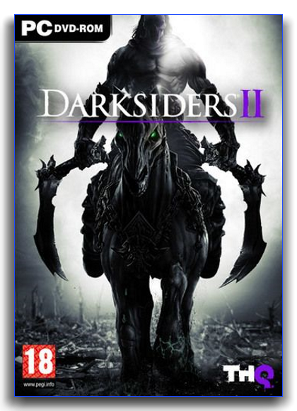 Darksiders 2: Deathinitive Edition [2.1.0.4] (2015) PC | RePack by xatab