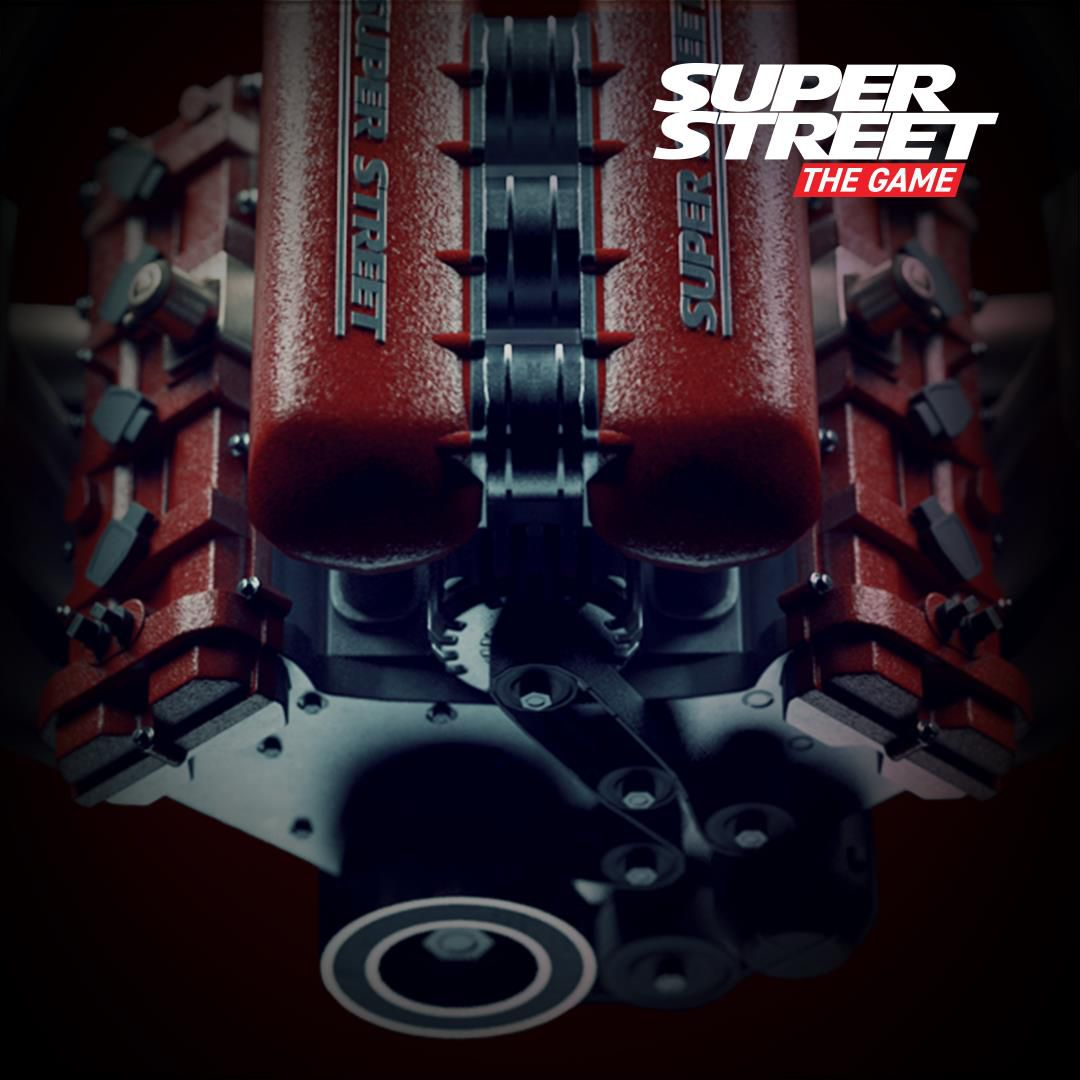 Super Street: The Game (2018) PC Лицензия