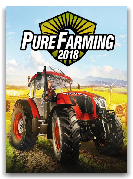 Pure Farming 2018: Deluxe Edition (v 1.3.2.6 + 16 DLC) (2018) PC | RePack by xatab