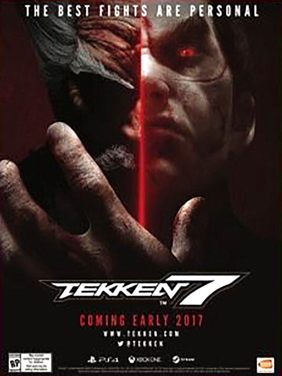TEKKEN 7 Ultimate Edition  [v 3.30] (2017) PC | RePack by xatab