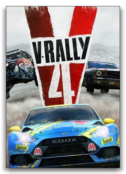 V-Rally 4: Ultimate Edition (1.08) (2018) PC | RePack by xatab
