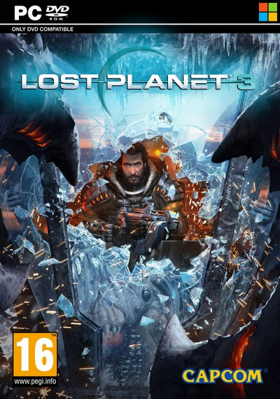 Lost Planet 3: Complete Edition (2013) РС | RePack от xatab