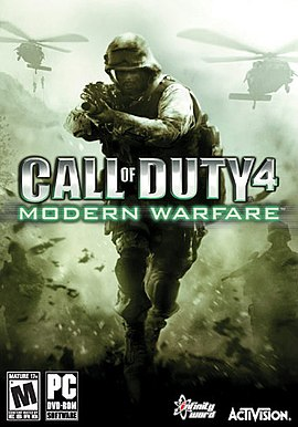 Call of Duty 4: Modern Warfare (2007) PC | RePack от