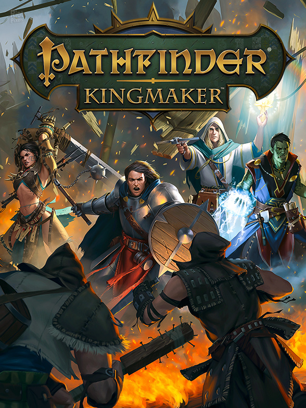 Pathfinder: Kingmaker. Enhanced Edition (2018) PC | Лицензия