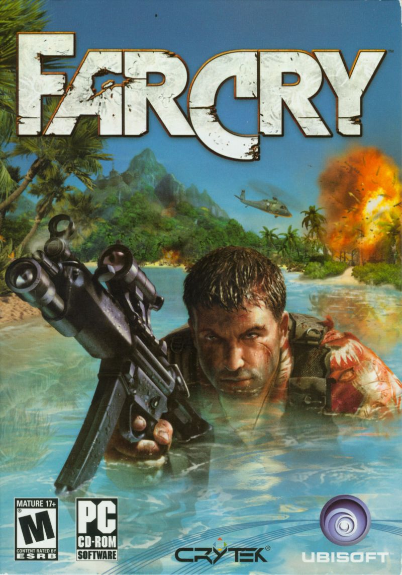 Far Cry (2004) PC | Лицензия