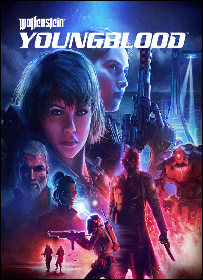 Wolfenstein: Youngblood - Deluxe Edition (2019)